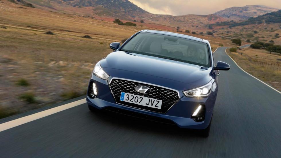Hyundai i30 2017 España compacto corea