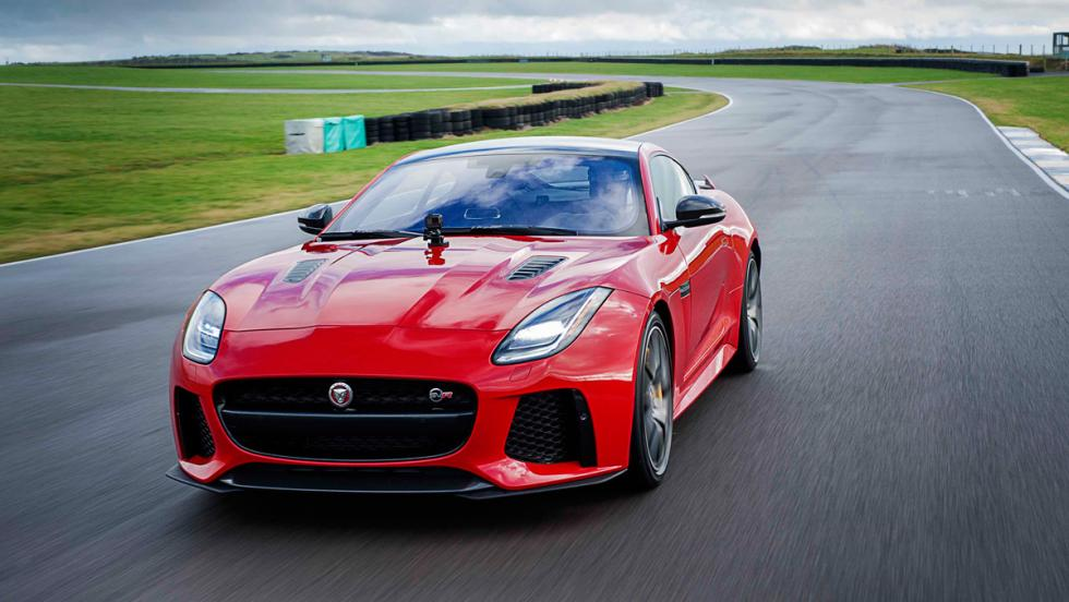 Jaguar F-Type 2017 (I)