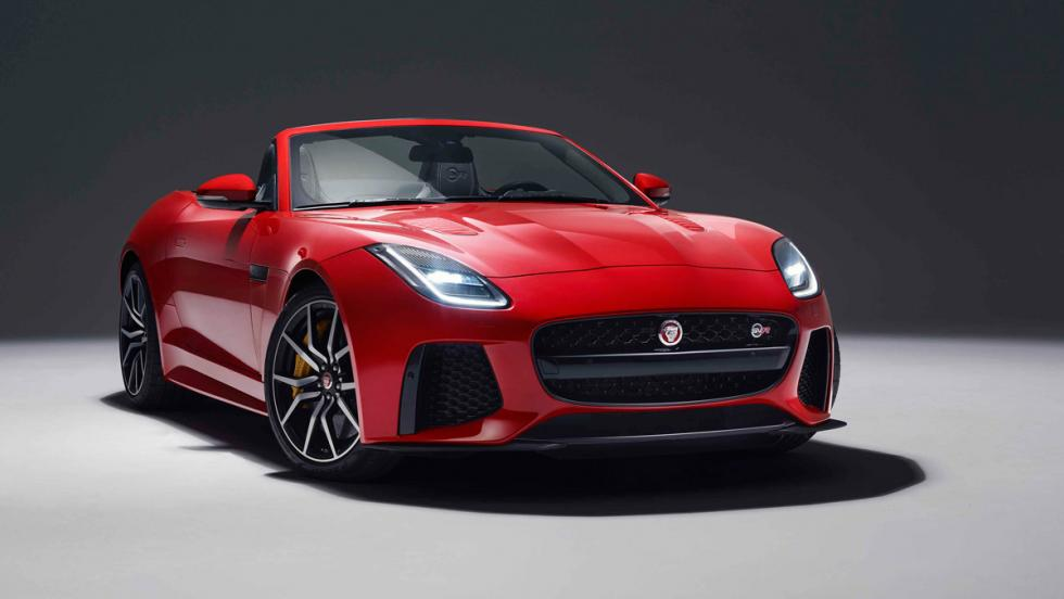 Jaguar F-Type 2017 (III)