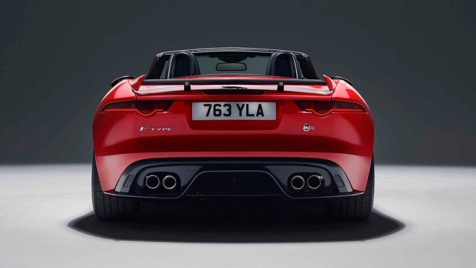 Jaguar F-Type 2017 (IV)