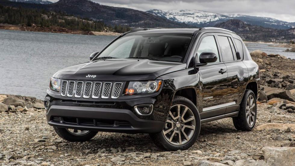 Jeep Compass USA