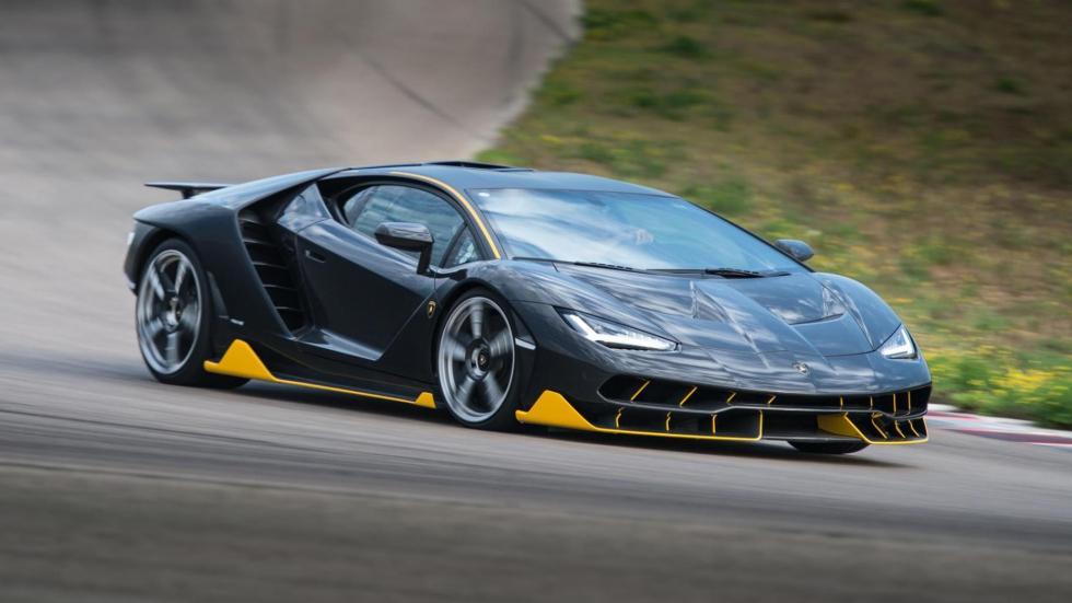 Lamborghini Centenario deportivo lujo
