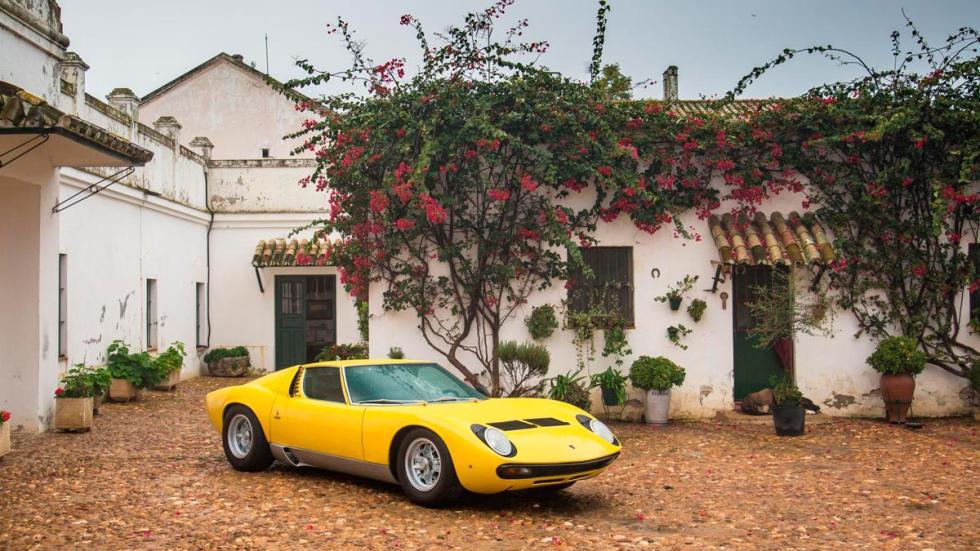 Lamborghini Miura Ganadería clasico