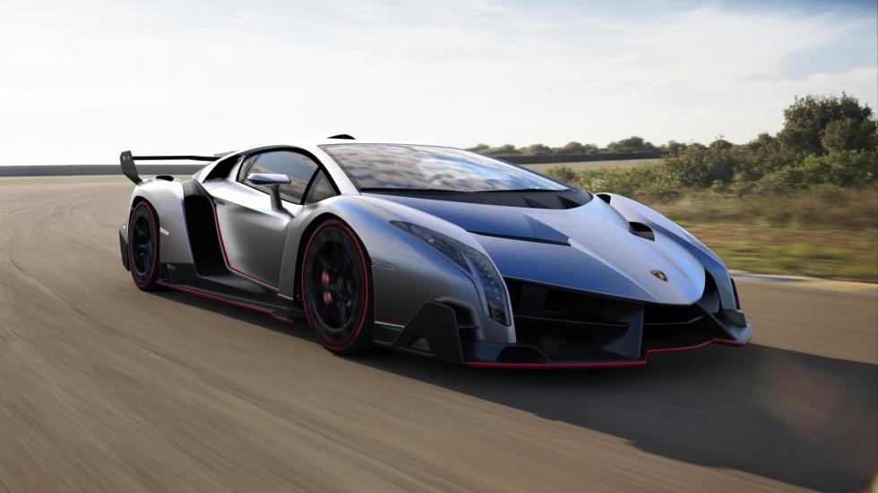 Lamborghini Veneno hiperdeportivo lujo exclusivo