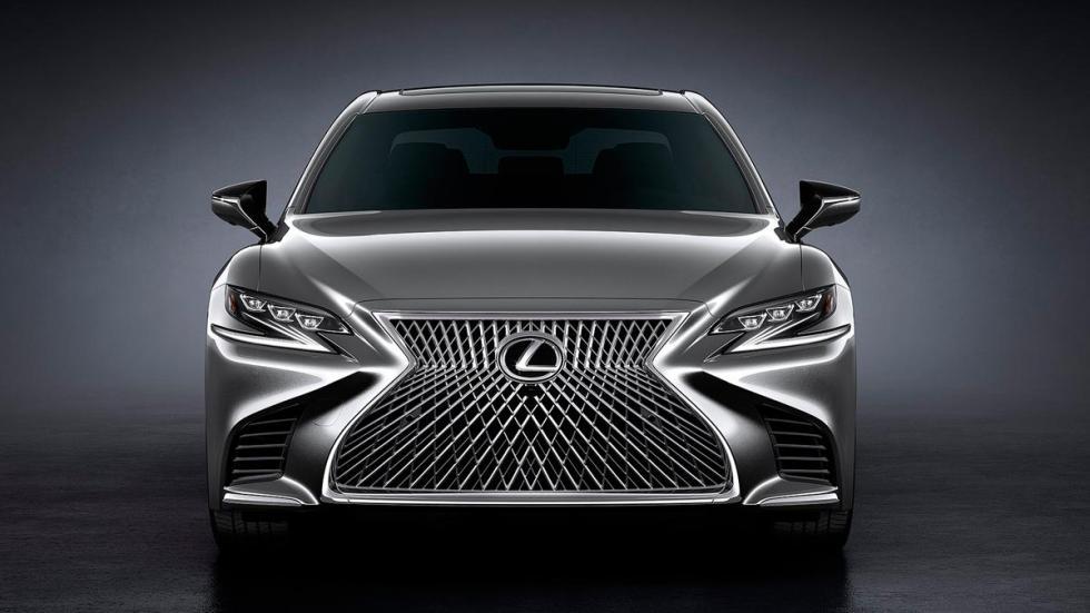 Lexus LS 2017 berlina de lujo coche lujoso japon