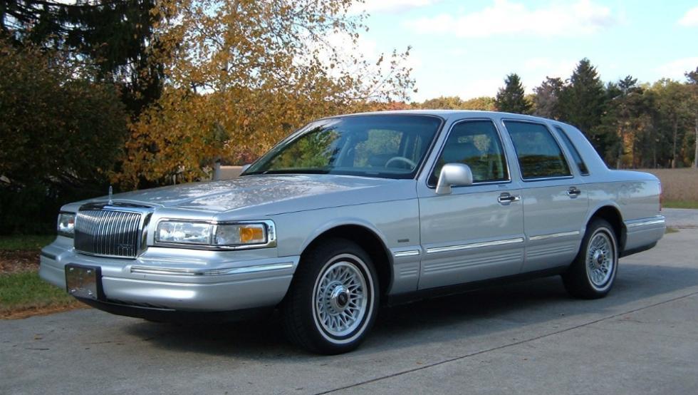 Lincoln Town Car 1997