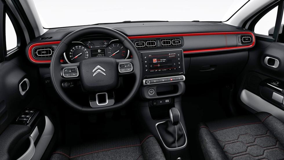 Los mejores coches por calidad-precio de 2017: Citroën C3 2016