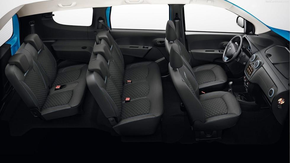 Los mejores coches por calidad-precio de 2017: Dacia Lodgy Stepway