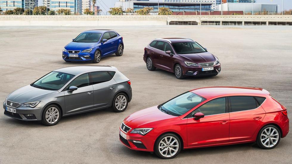 Los mejores coches por calidad-precio de 2017: SEAT León 2017
