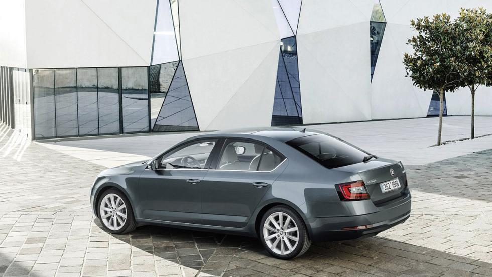Los mejores coches por calidad-precio de 2017: Skoda Octavia 2017