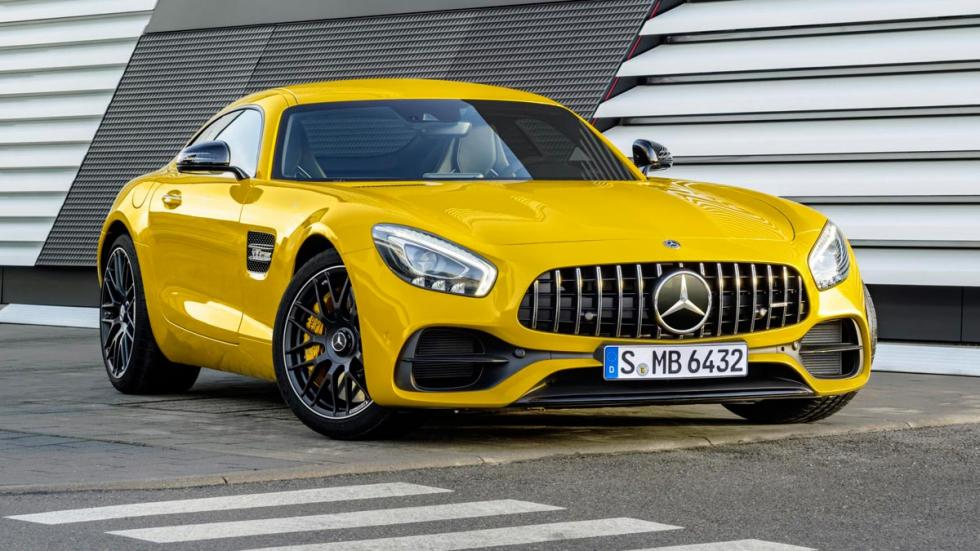 Mercedes-AMG GT 2017 deportivo lujo superdeportivo