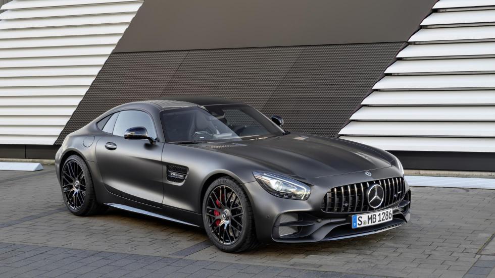 Mercedes-AMG GT C 50 aniversario deportivo lujo