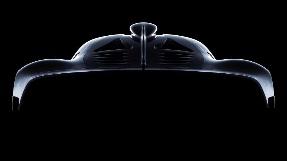 Mercedes deportivo F1