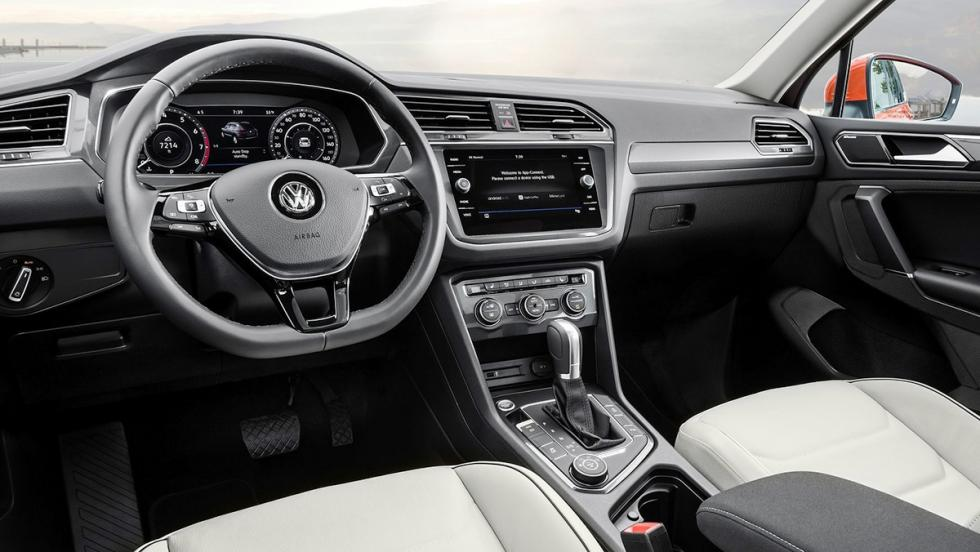 Nuevo Volkswagen Tiguan Allspace