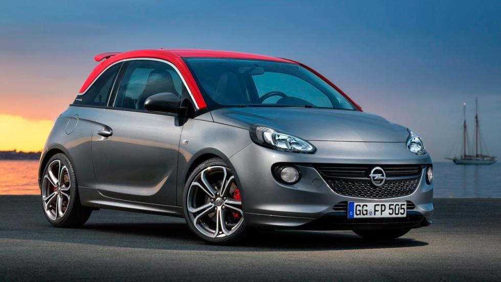 Opel Adam S deportivo utilitario
