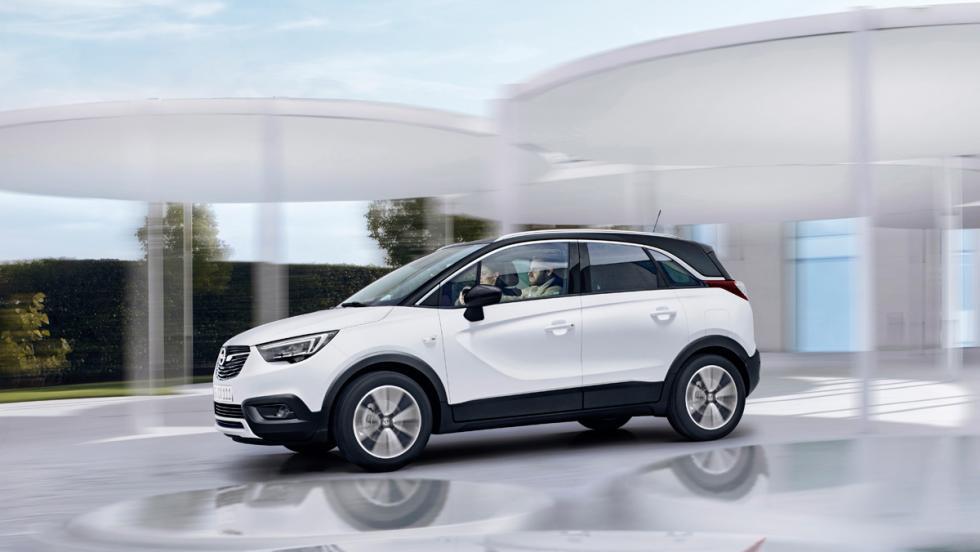 Opel Crossland X 2017 (II)