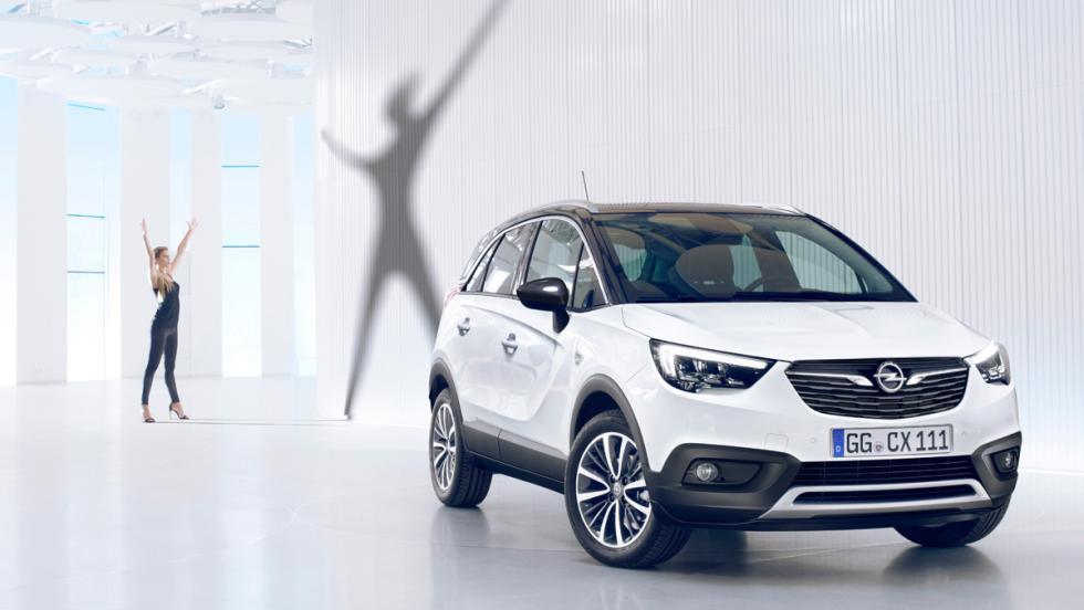 Opel Crossland X 2017 (III)