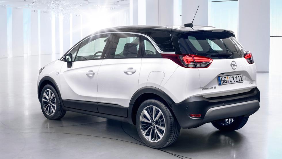 Opel Crossland X 2017 (IV)
