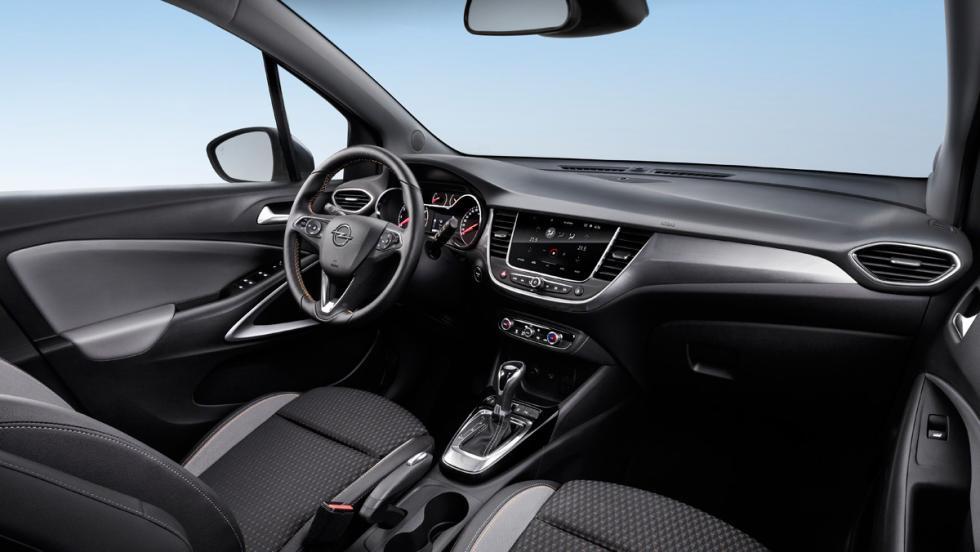 Opel Crossland X 2017 (IX)
