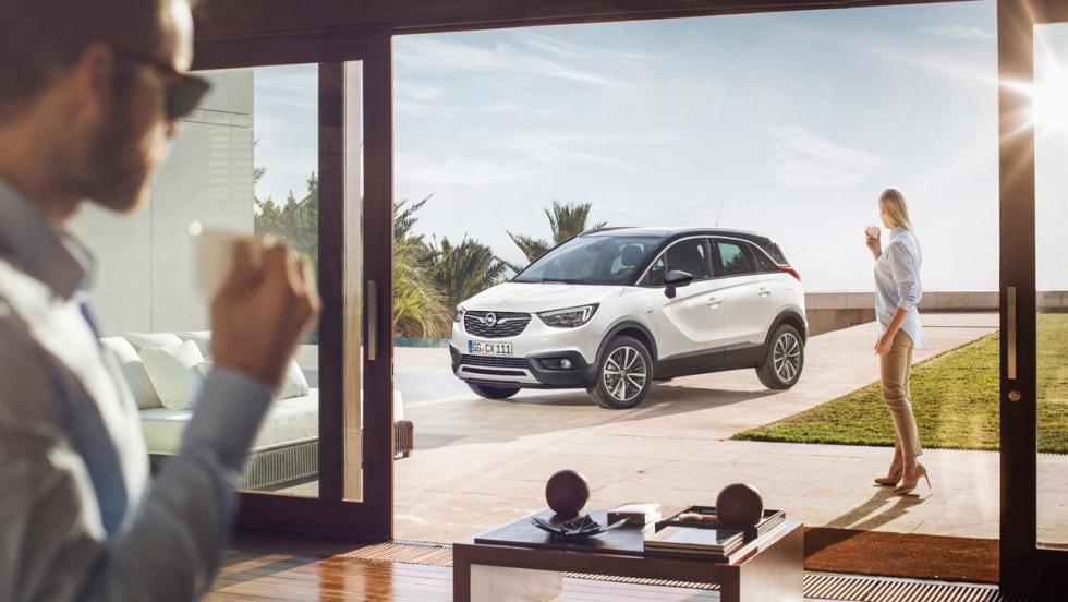 Opel Crossland X 2017 (V)