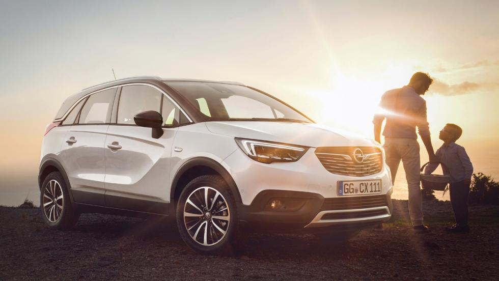 Opel Crossland X 2017 (VI)
