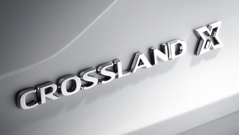 Opel Crossland X 2017 (XI)