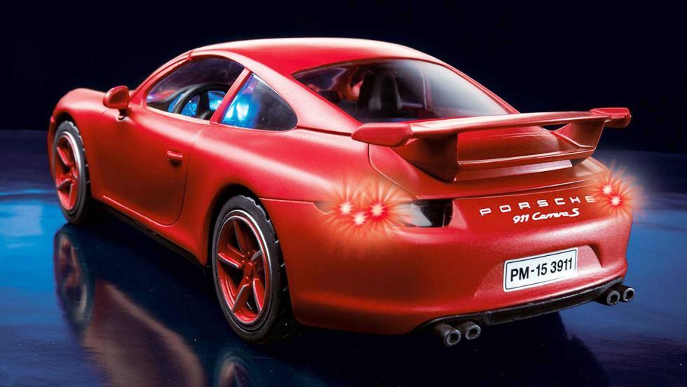 Porsche 911 Carrera de Playmobil