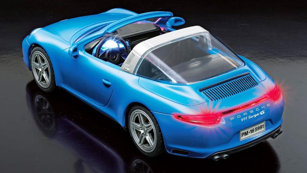 Porsche 911 Targa de Playmobil