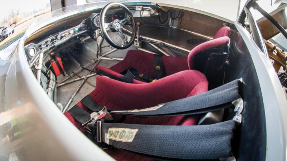 Porsche 917 Spyder, a subasta (III)