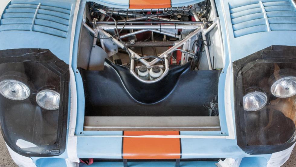 Porsche 917 Spyder, a subasta (VI)