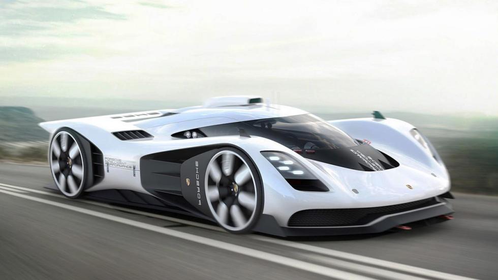 Porsche GT Vision Concept