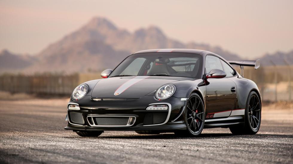 Porsche GT3 RS 4.0 2011