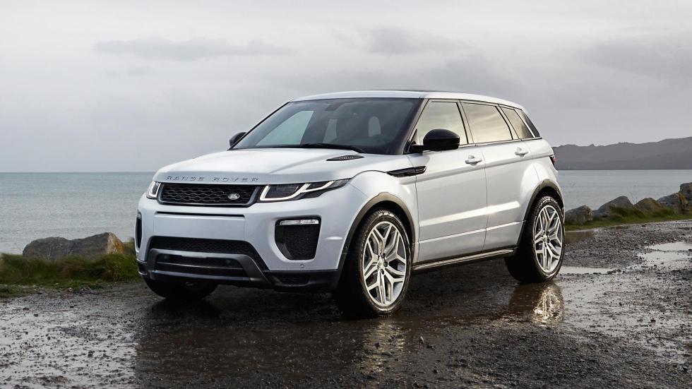 Prueba Range Rover Evoque alto de gama (III)