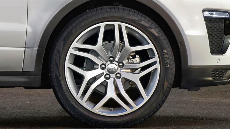 Prueba Range Rover Evoque alto de gama (IX)