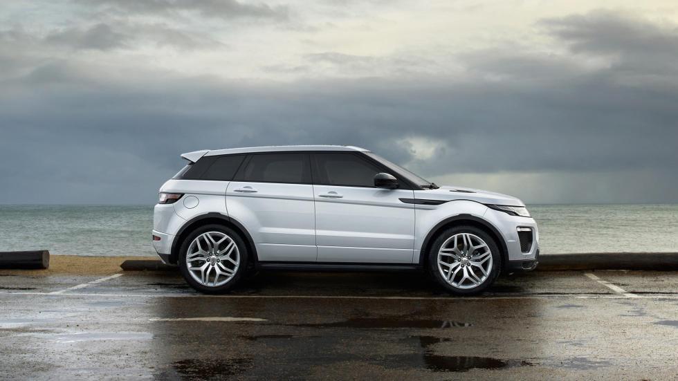 Prueba Range Rover Evoque alto de gama (V)