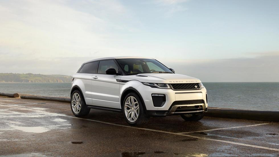 Prueba Range Rover Evoque alto de gama (VII)