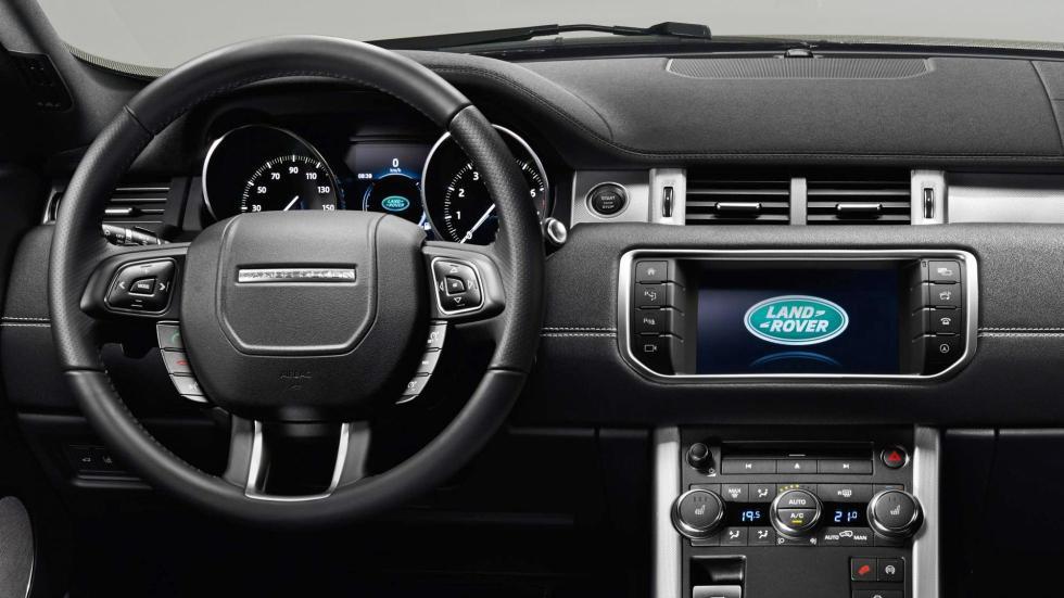 Prueba Range Rover Evoque alto de gama (VIII)