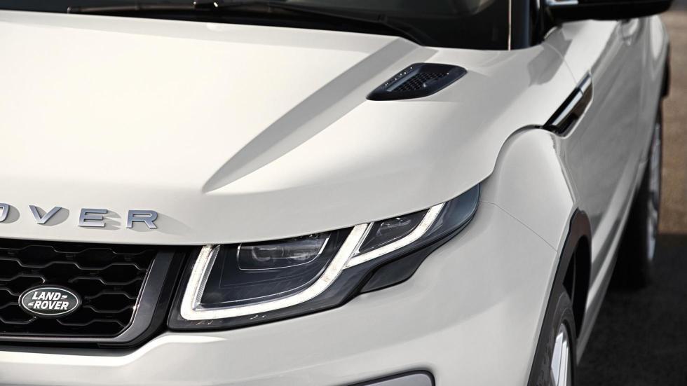Prueba Range Rover Evoque alto de gama (X)