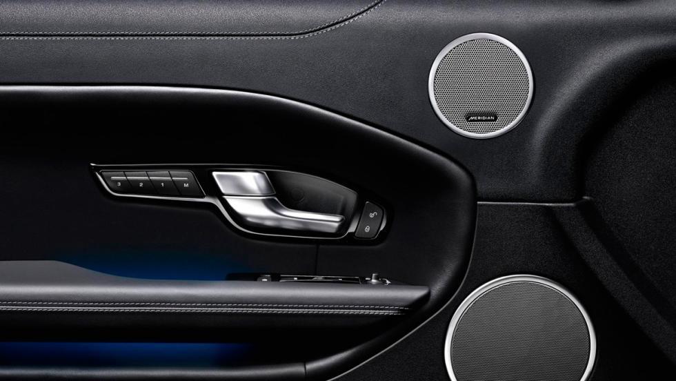 Prueba Range Rover Evoque alto de gama (XI)