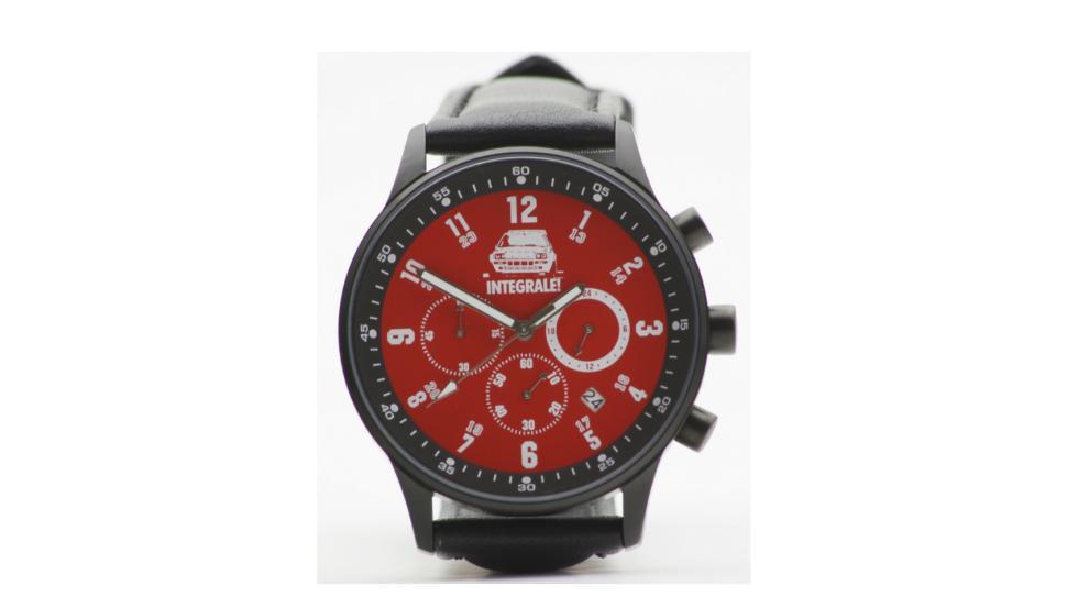 Reloj 30 Aniversario Lancia Delta Integrale (1)