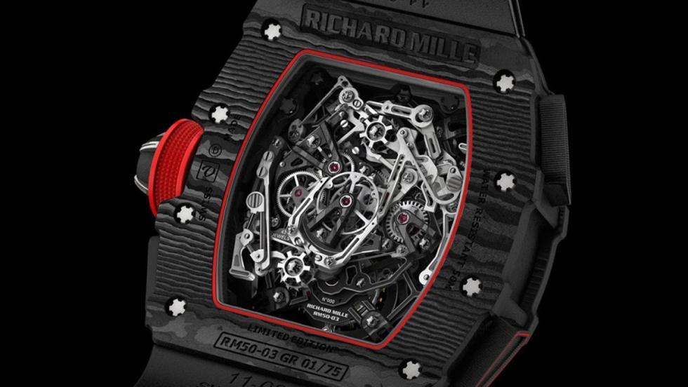 El reloj de McLaren que cuesta un millón de euros