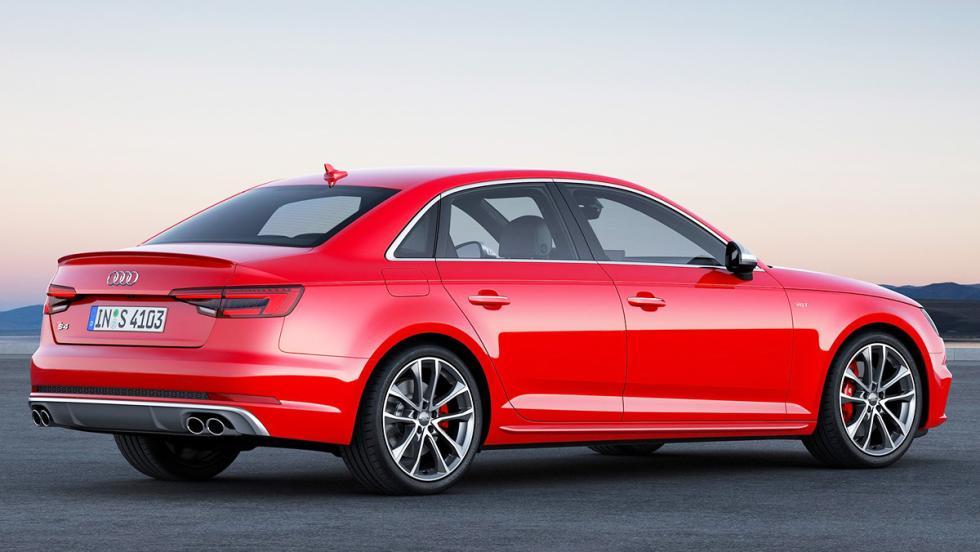 Los rivales del Kia Stinger GT: Audi S4