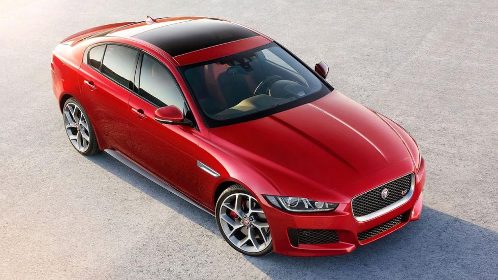 Los rivales del Kia Stinger GT: Jaguar XE S