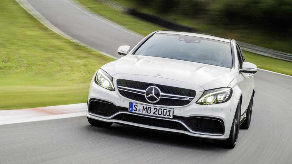 Los rivales del Kia Stinger GT: Mercedes-AMG C 43