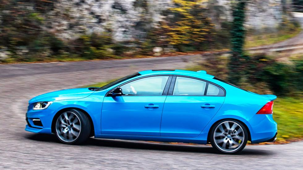 Los rivales del Kia Stinger GT: Volvo S60 Polestar