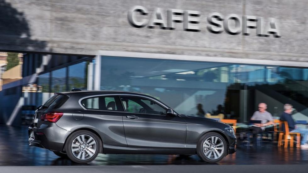 Rivales Seat León 2017: BMW Serie 1 (II)