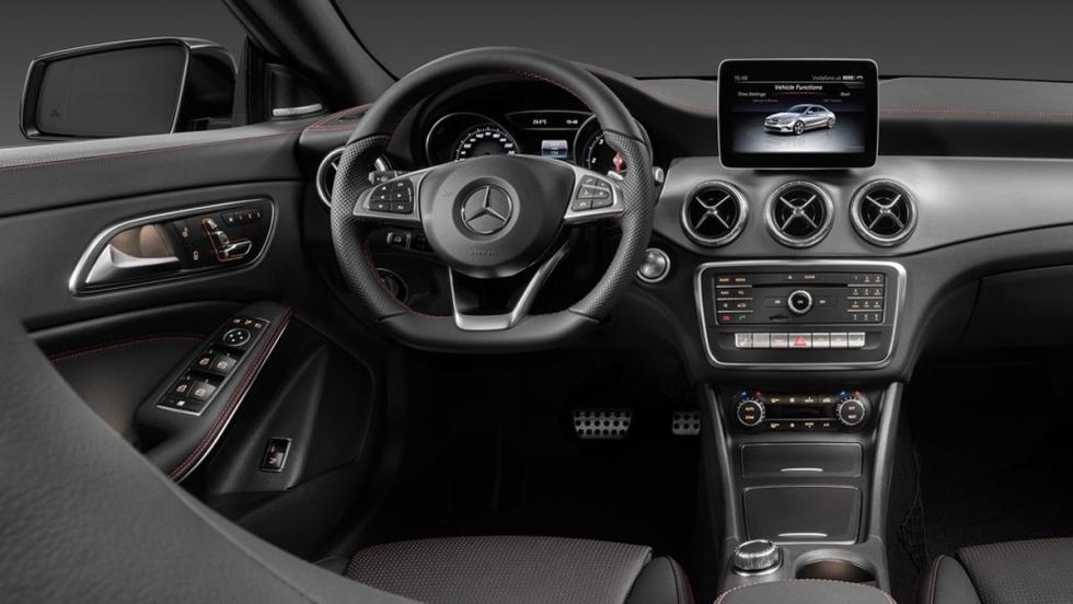 Rivales Seat León 2017: Mercedes CLA (II)