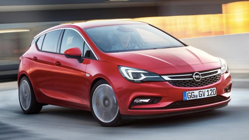 Rivales Seat León 2017: Opel Astra (II)