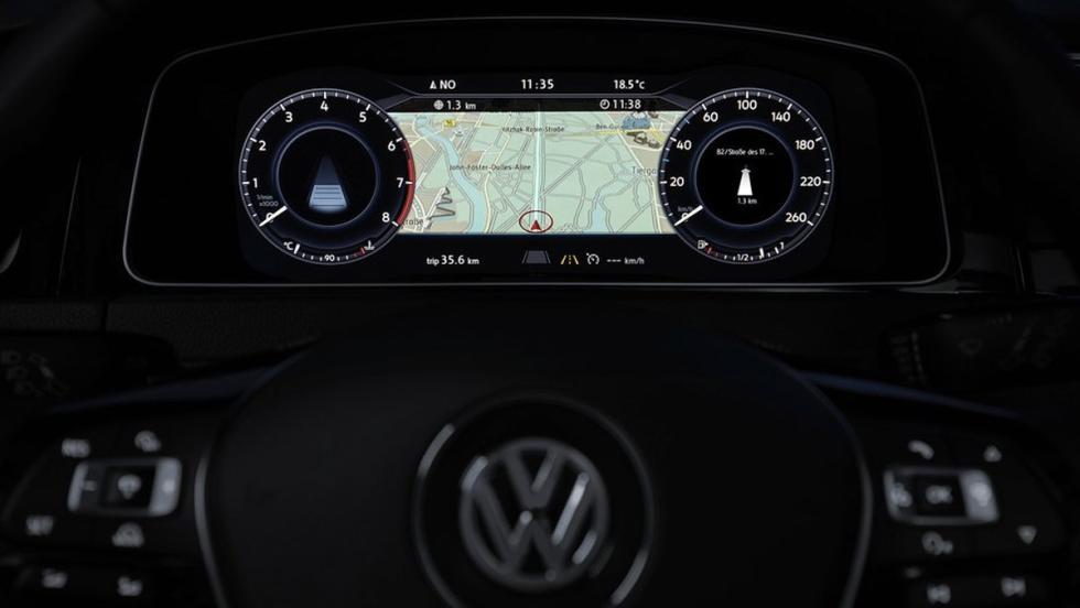 Rivales Seat León 2017: Volkswagen Golf (II)