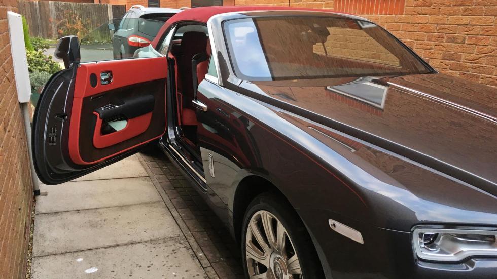 Rolls-Royce Dawn (VIII)